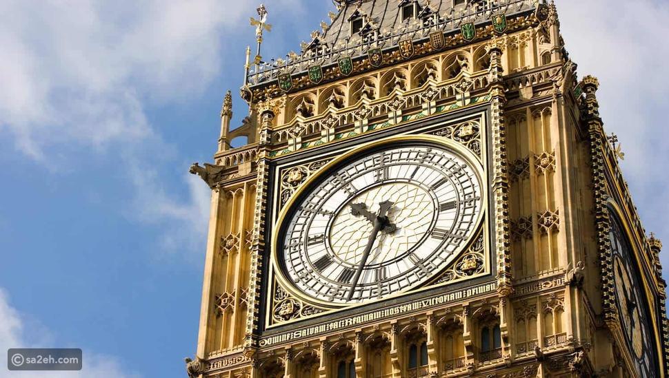 معلومات عن ساعة بيغ بن لندن