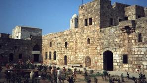أجمل القلاع في بلاد الشام والعراق