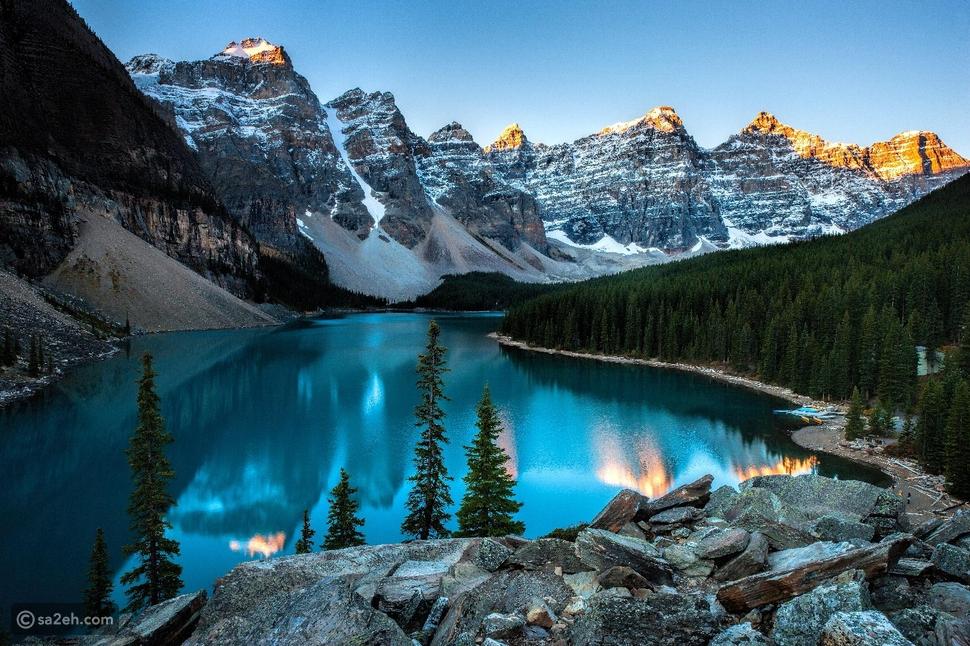 كندا تحتل المرتبة الأولى عالمياً من حيث جودة الحياة