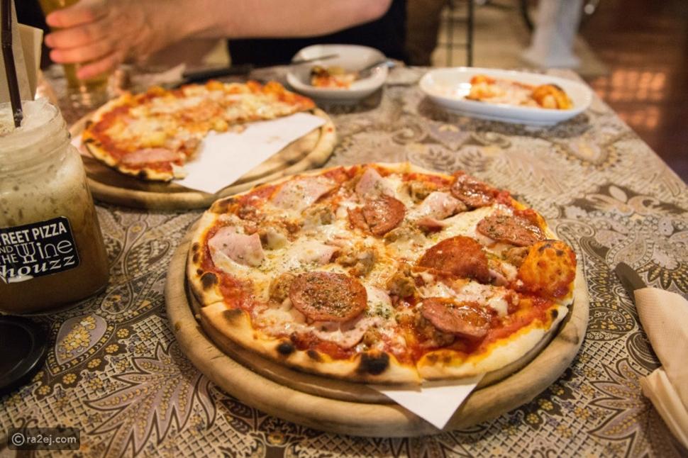 عشاق البيتزا 🍕 - أفضل 12 مطعم بيتزا في العالم
