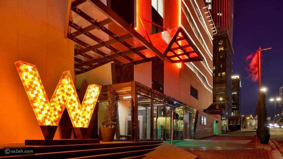 5 أسباب تدفعك للإقامة في فندق دبليو W عمّان، الأردن