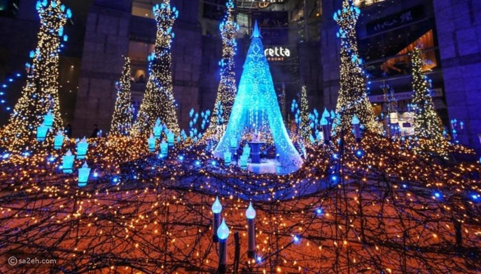 أفضل 8 وجهات حول العالم للاحتفال بأعياد الكريسماس تعرف عليها
