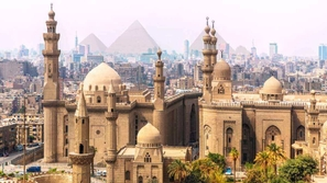 أبواب مدينة القاهرة القديمة