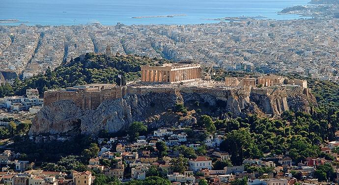 صورة مدينة أثينا