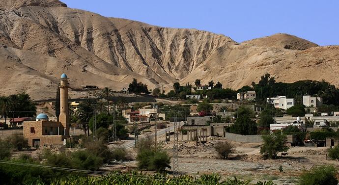 صورة من مدينة أريحا