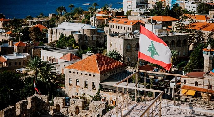 صورة لمدينة جبيل اللبنانية