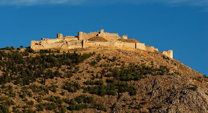 صورة من مدينة أرغوس في اليونان