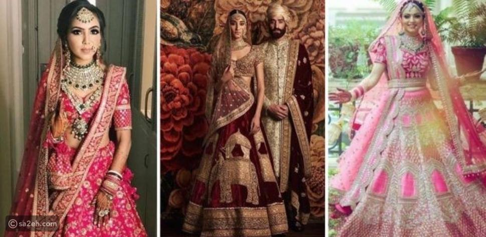 أغرب أزياء الزفاف من حول العالم