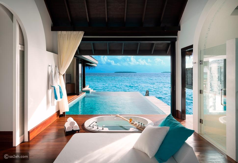 فلل أنانتارا كيهافا جزر المالديف تقدّم باقات مميّزةللعطلات قصيرة الأمد