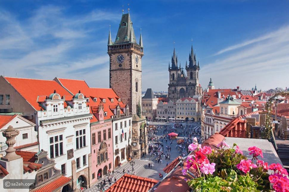 أفضل المدن الأوروبية لقضاء شهر العسل