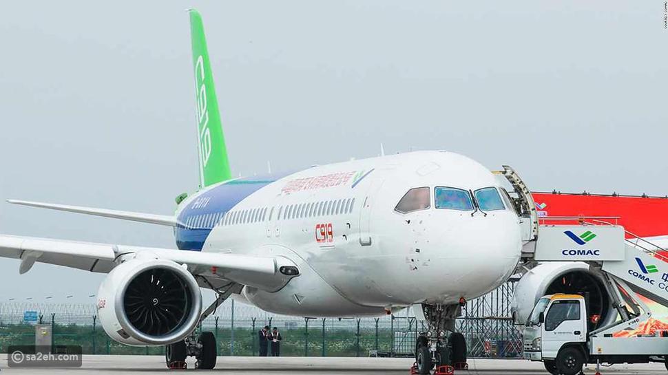 COMAC C919: طائرة صينية جديدة تدخل المنافسة مع بوينغ وإيرباص