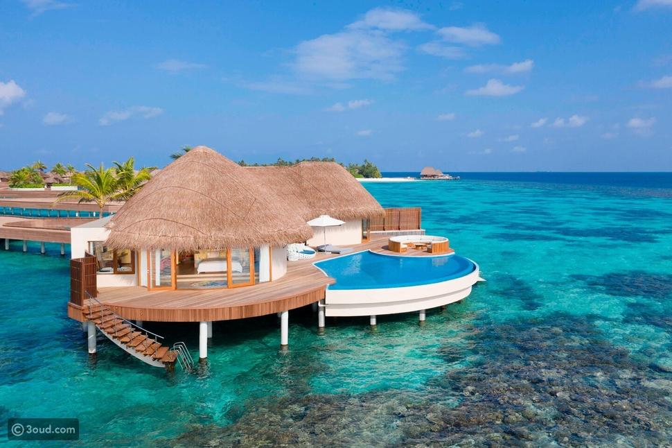 منتجعات ماريوت الدولية في جزر المالديف تعيد فتح أبوابها