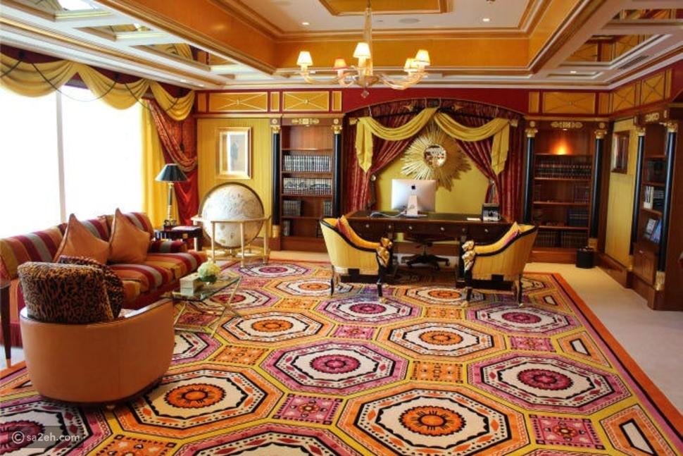 برج العرب جميرا: جولة في أغلى جناح فندقي في العالم