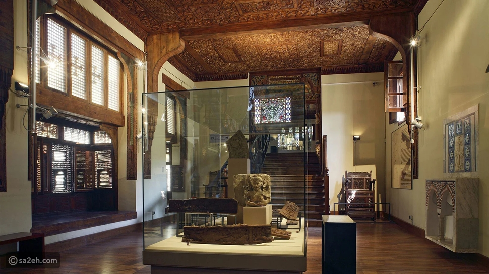 المتحف القبطي: