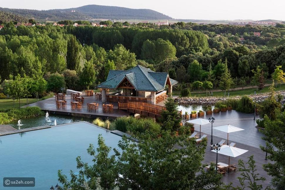 Michlifen Resort & Golf في مدينة إفران المغربية