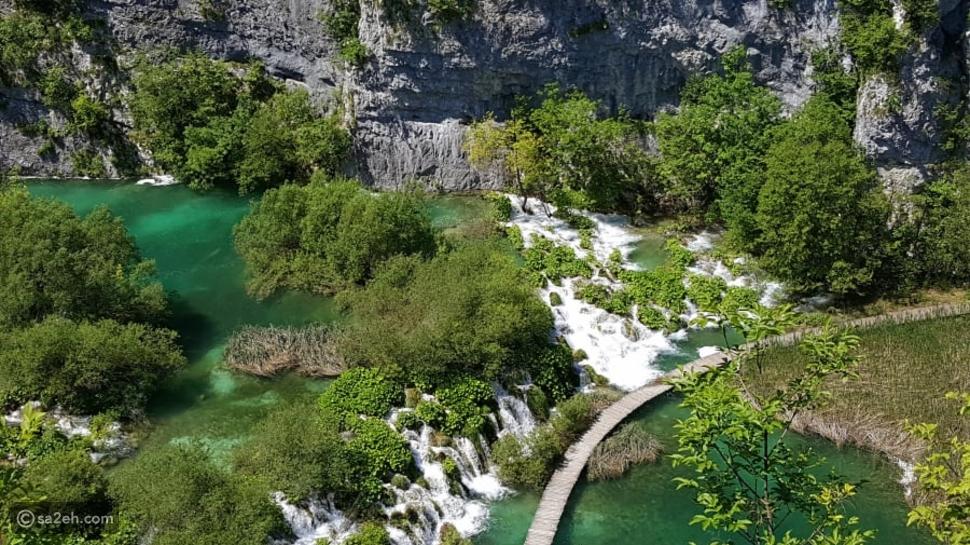 كرواتيا بحيرة بليفيتش