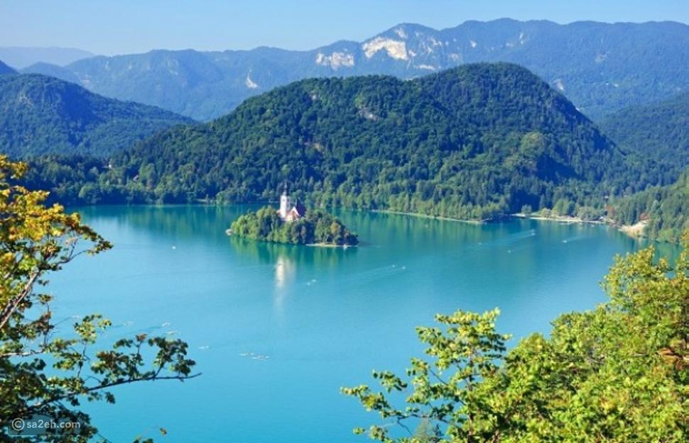 بحيرة بليد ، سلوفينيا