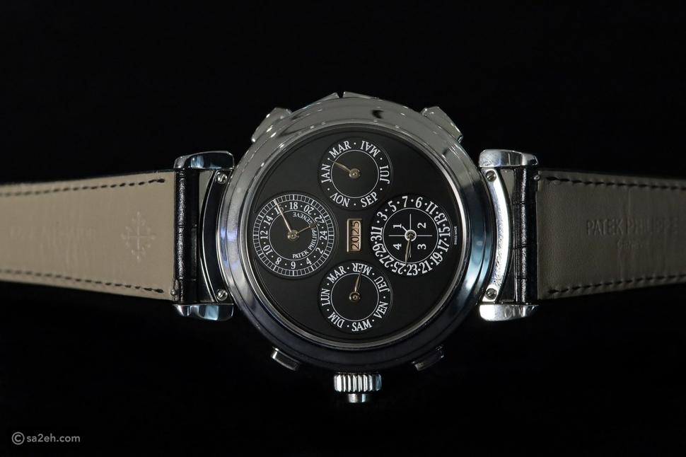 ساعة يد نادرة تتحول إلى الأغلى في التاريخ بعد بيعها بهذا السعر الفلكي