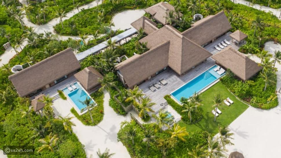 عش تجربة فاخرة داخل أكبر الجزر الخاصة في المالديف