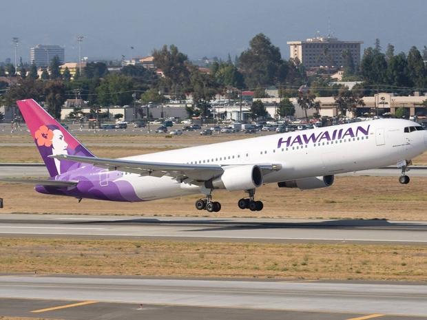 خطوط طيران هاواي