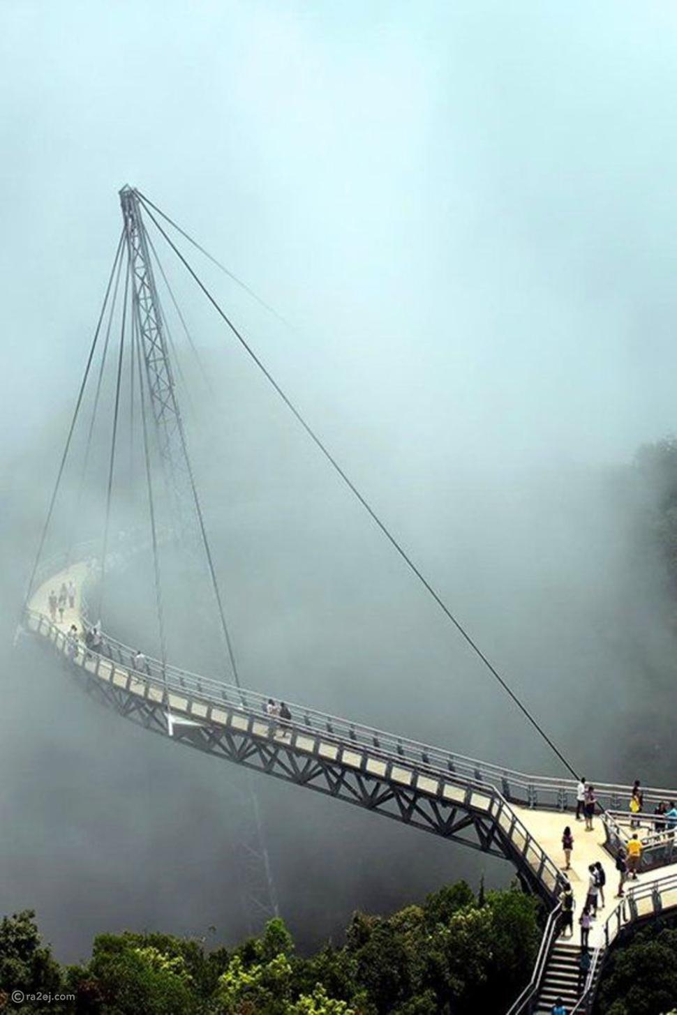 أفضل 10 جسور مذهلة بشكل مرعب في العالم