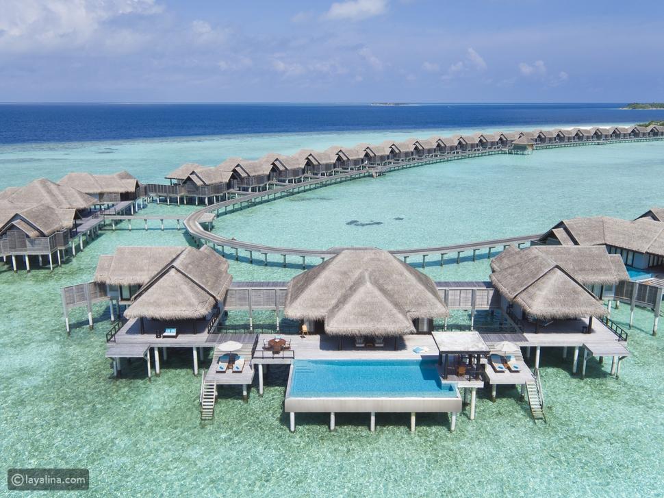 من موزمبيق إلى جزر المالديف: فنادق ومنتجعات وسبا أنانتارا