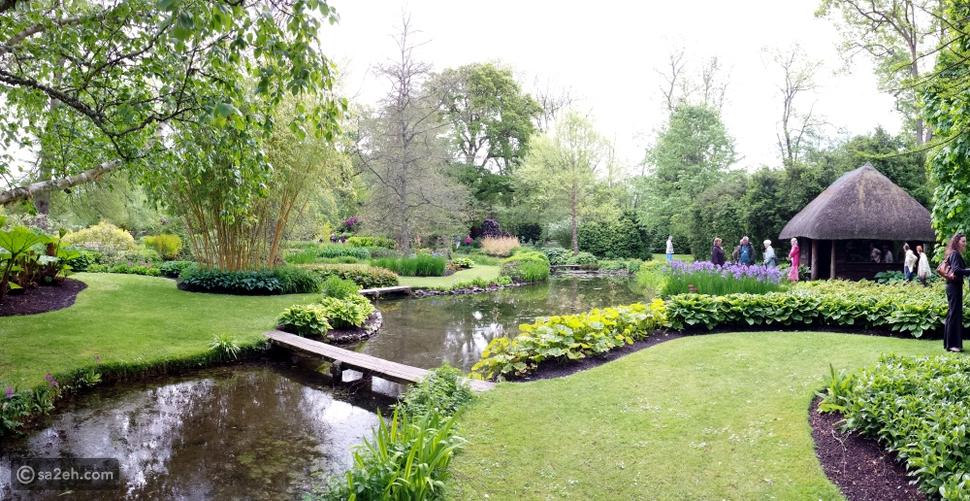 أجمل 10 حدائق في العالم