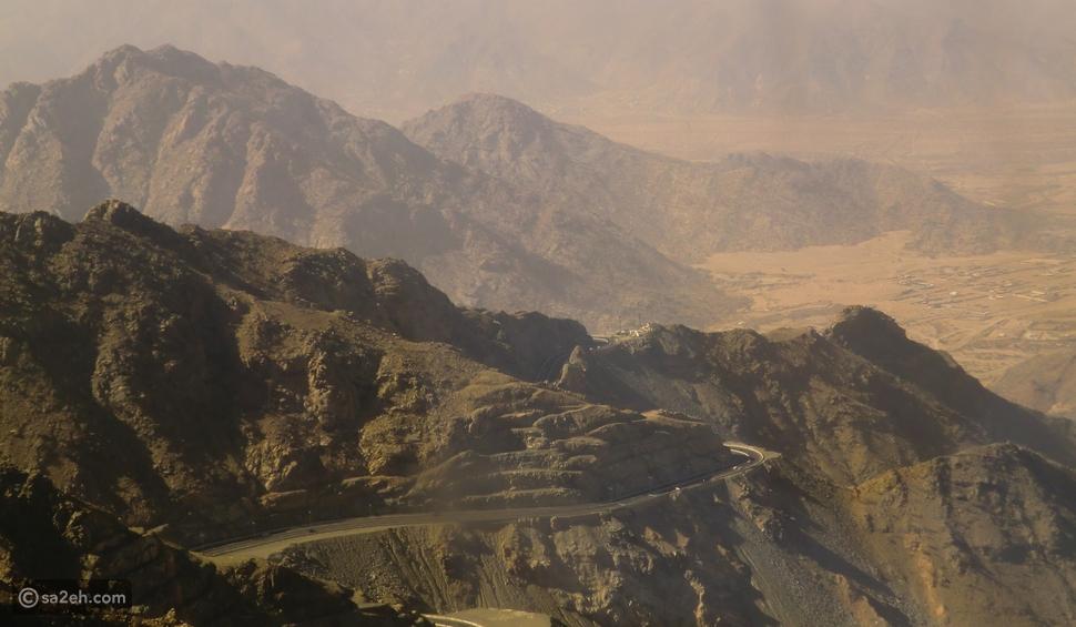 جبال السروات