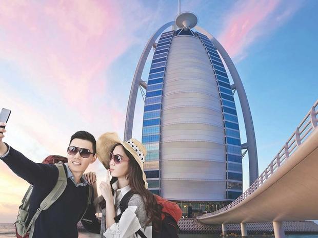 السياحة في دبي عشق لكل سائح