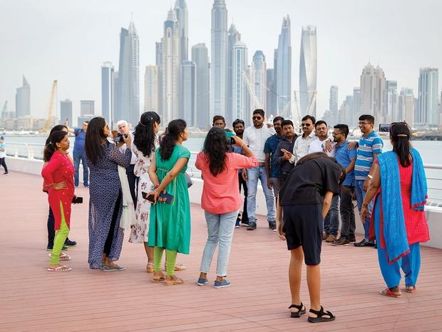 استمتع باحلى الأوقات في دبي