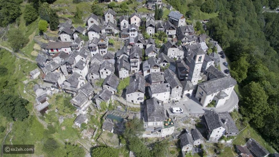 القرية السويسرية الصغيرة التي تريد أن تصبح فندقاً