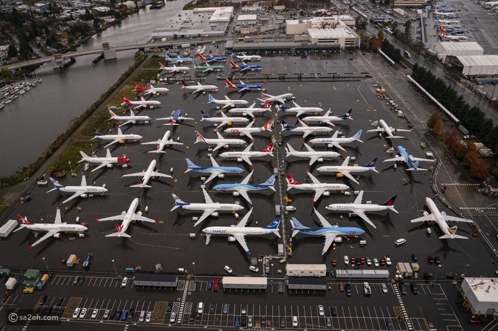 توقف حركة الطيران ساهم في تخفيض انبعاثات ثاني أكسيد الكربون