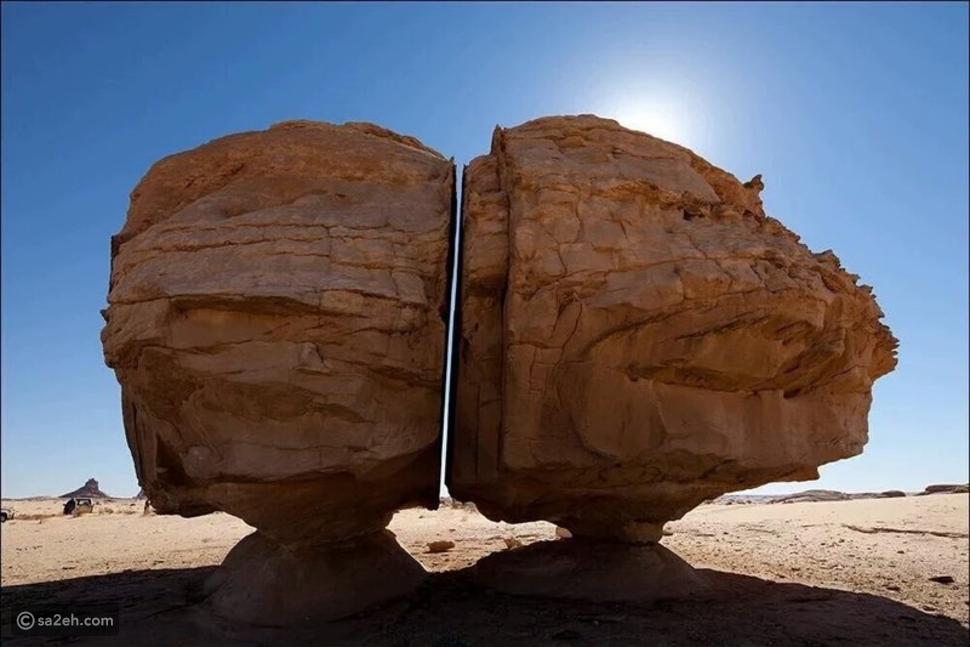 معالم سياحية في المملكة لاتوجد في أي مكان آخر!
