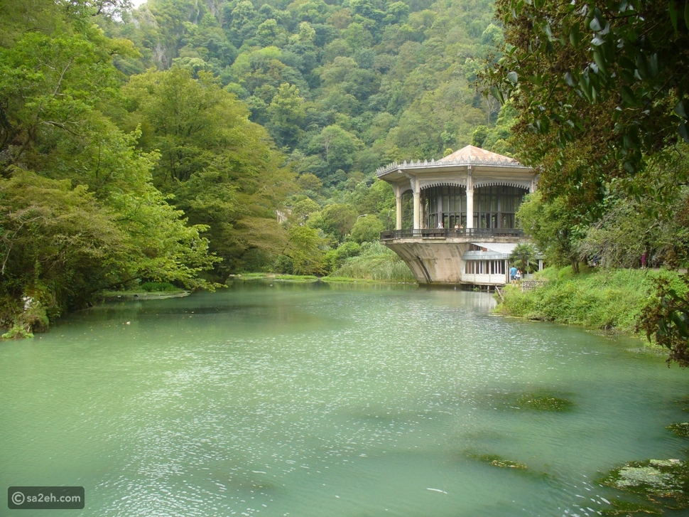 الطبيعة في أبخازيا