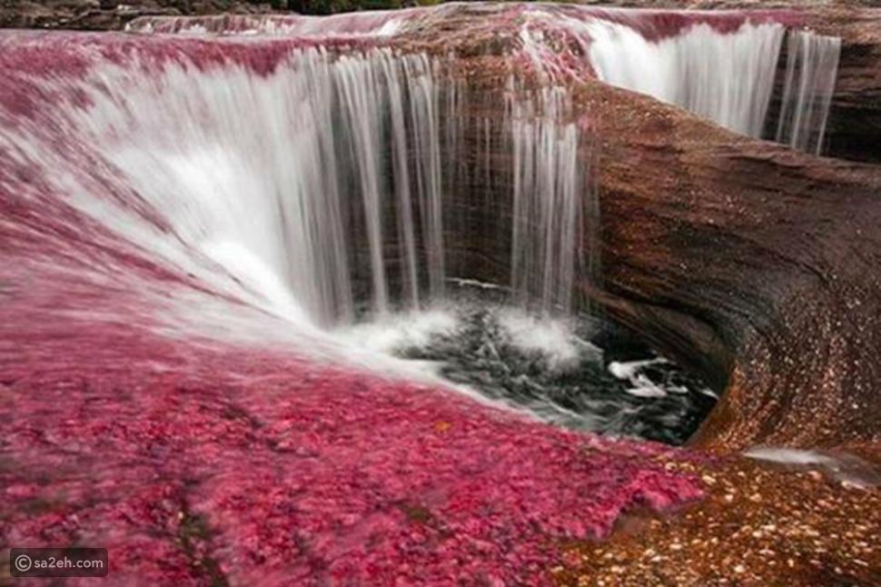 وصف الرحالة نهر الكريستال بالنهر الهارب من الجنة وملك جمال أنها العالم