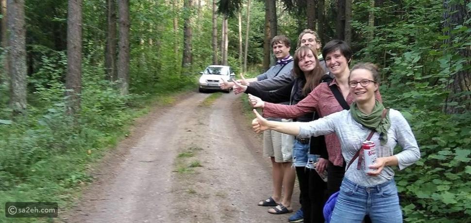 10 نصائح حول كيفية التنقل مجانا وبأمان (Hitchhiking)!