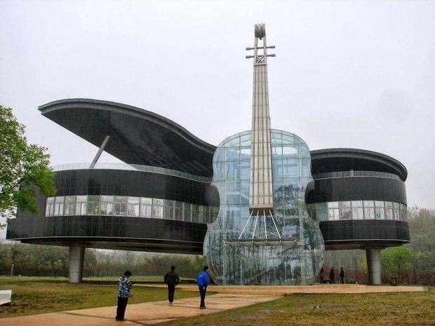 أغرب مباني حول العالم ستذهلك عند رؤيتها في الواقع