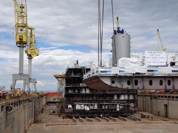 من المتوقع انطلاق السفينة رسميًا في عام 2020