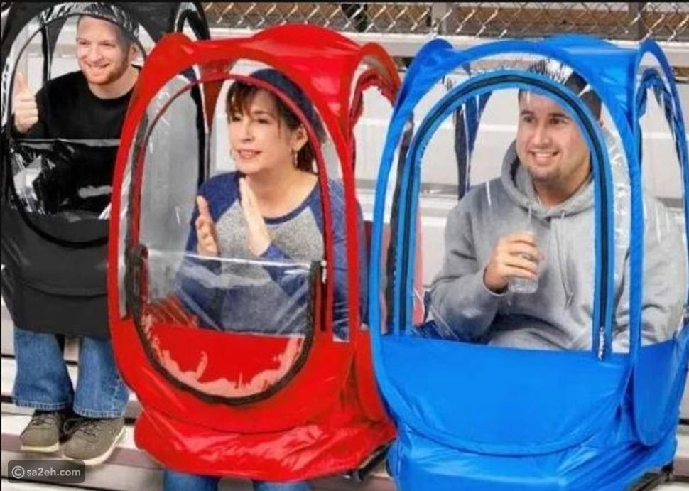 الخيمة البلاستيكية: حيلة جديدة لتجنب عدوى كورونا على متن الطائرة