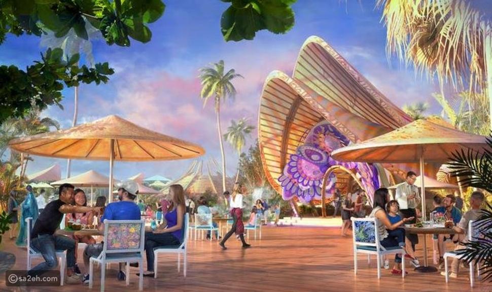 ديزني تنشئ منتجعها الثاني في جزر البهاما: تخيل تصميمه!