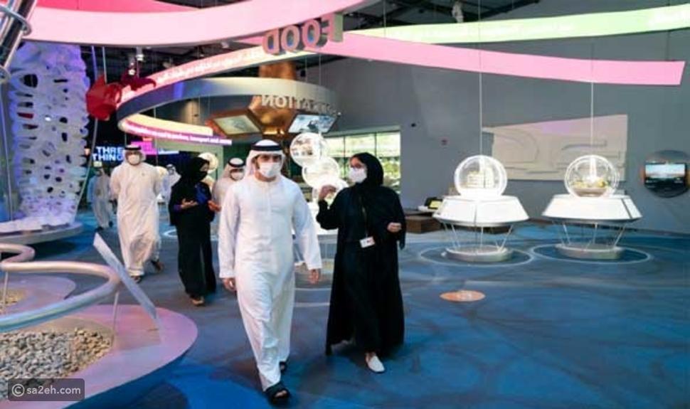 بث مباشر لحفل افتتاح إكسبو 2020 دبي
