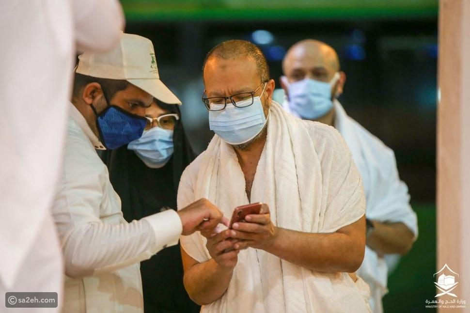 بعد 7 أشهر من التوقف: المسجد الحرام يستقبل أول أفواج المعتمرين