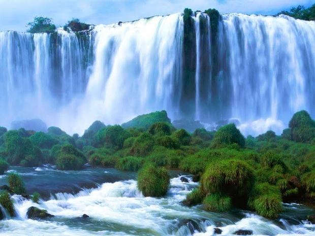 أروع شلالات في العالم لا تتردد في زيارته