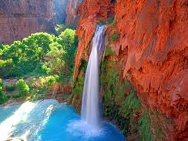 الشلالات التي ستذهلك بجمالها وروعتها
