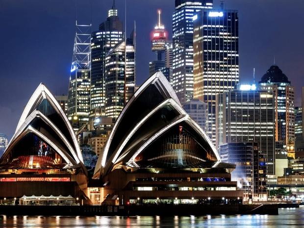 شواطيء أستراليا المذهلة
