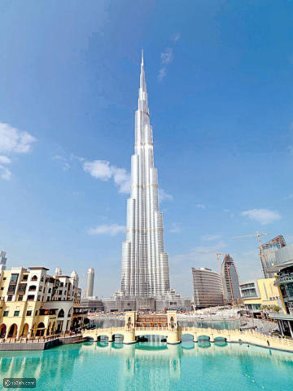 شاهد: الإمارات تحتفل بمرور 10 سنوات على افتتاح برج خليفة