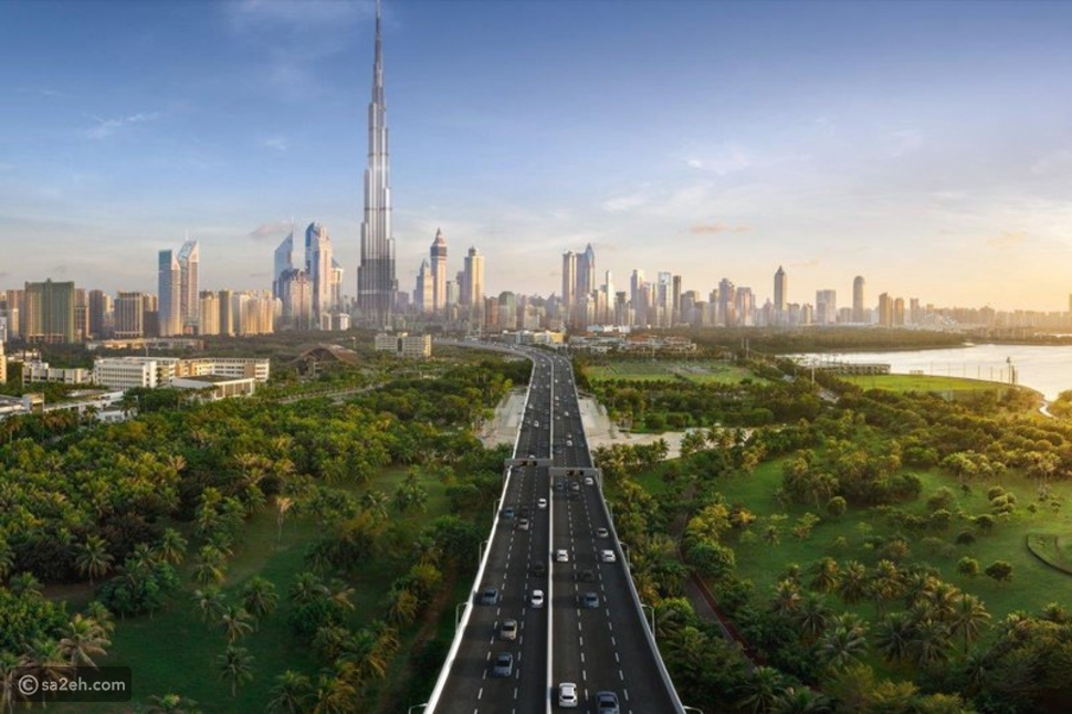 خطة دبي الحضرية لعام 2040