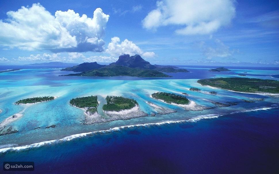 أخطر 5 جزر في العالم