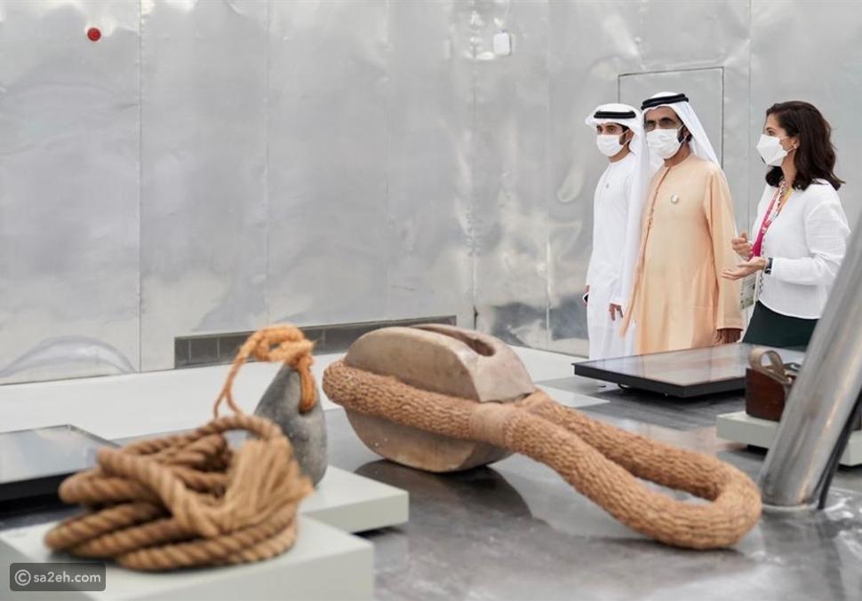 محمد بن راشد يزور أجنحة سيشيل والجبل الأسود في إكسبو 2020 دبي