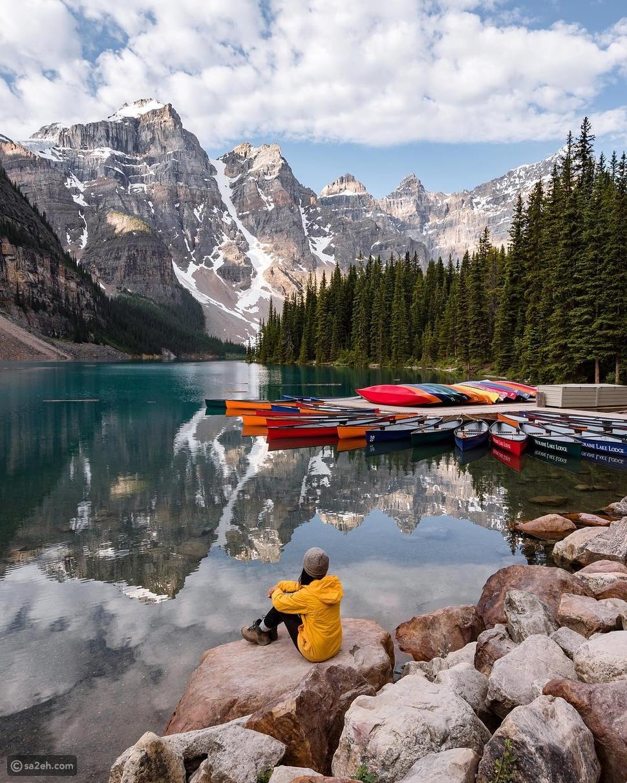 تعرفوا معنا على اجمل البحيرات في العالم